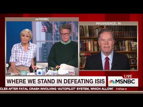Morning Joe panel tears apart Obama administration on handling of Syria, ISIS