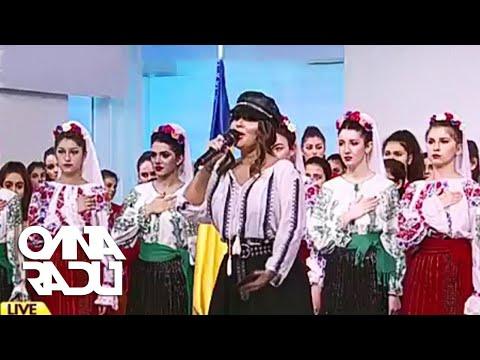Oana Radu - DESTEAPTA-TE ROMANE (1 DECEMBRIE Live Antena Stars)