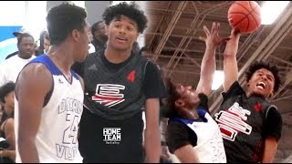 Jalen Green Vs. Kyree Walker! Was EPIC at Adidas Gauntlet