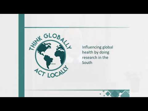 Think Locally, Act Globally - Dr. Cesar Victora