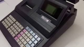 Dp 3000 billing machine or electronic cash register this (electronic register) is widely used in a restaurants, hotels, fast food outlet...