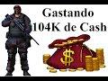 GASTANTO 100K DE CASH - COMBAT ARMS