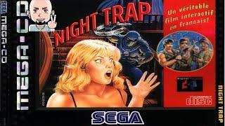Night Trap Mega CD / Sega CD - (LongPlay)