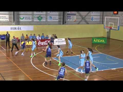 Uni Ferrol - Celta Selmark (05-04-2014) 1q