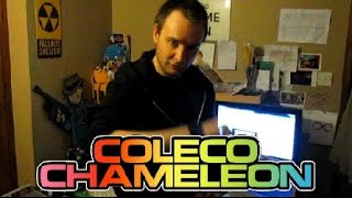 COLECO CHAMELEON - NEW HIGHLIGHT REEL AND NEWS!