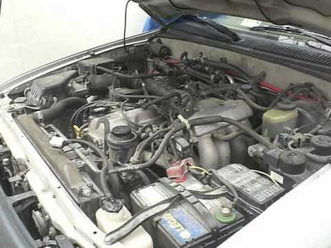 1997 Toyota 4Runner 27 liter 3RZ-FE idle air control valve problems