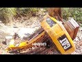 Excavator Accident Heavy Recovery