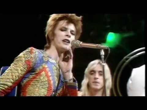 David Bowie - Starman (1972) HD 0815007