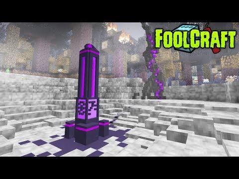 FoolCraft Modded Minecraft :: Alien Artifact! 35