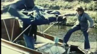 'Boot van stal', de watersport in Weesp 1977