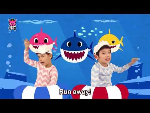 Lagu anak kecil - Bayi Shark