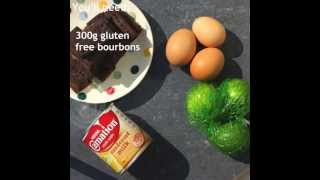 Gluten Free Lime Meringue Pie