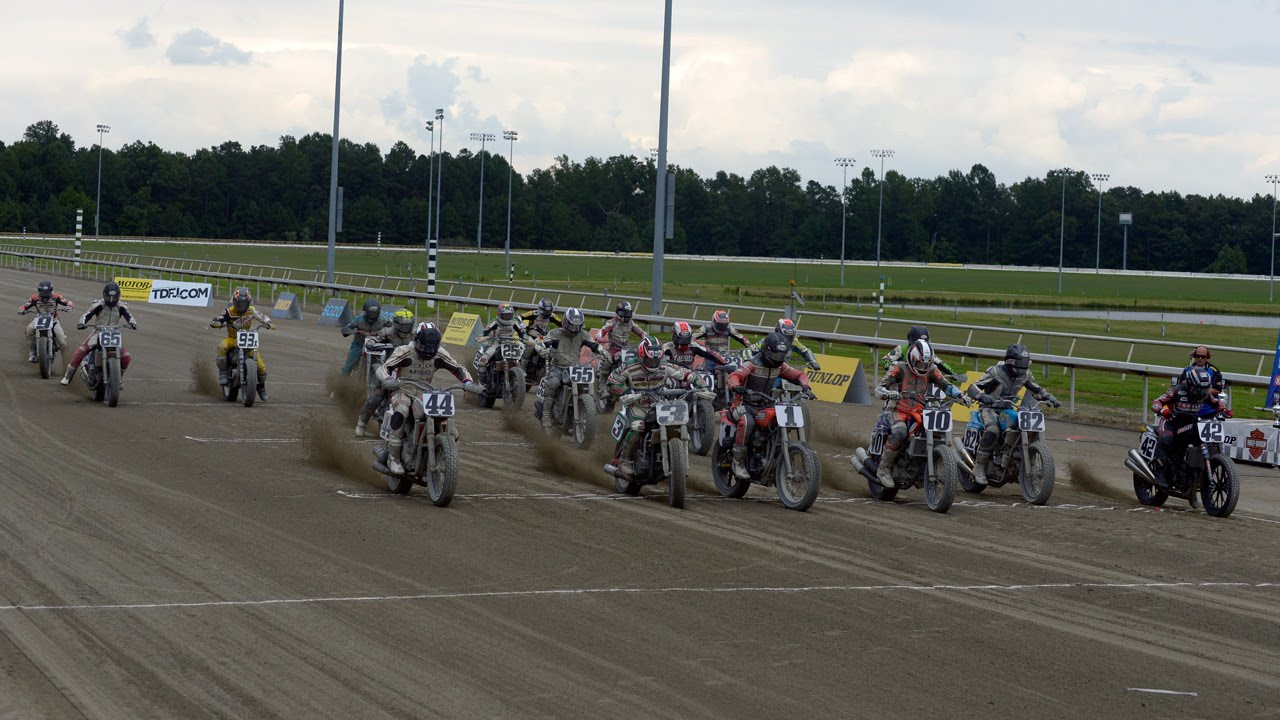 This Racetrack Eats Motorcycles
