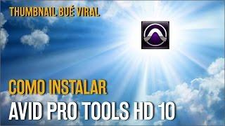 Avid Pro Tools HD 10.3 - Como instalar PT|PT
