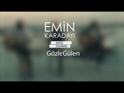 Emin KARADAYI  - GÖZLERİ AŞKA GÜLEN (Akustik Cover)