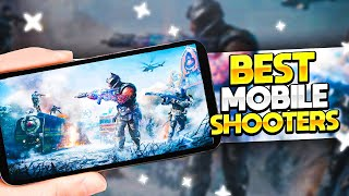 MOBILE Shooter Games Y๐u Can Play with your FRIENDS!