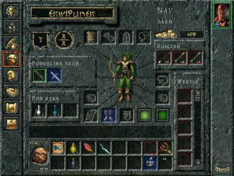 Baldur's Gate 1: Solo Bard. Part 1. - YouTube