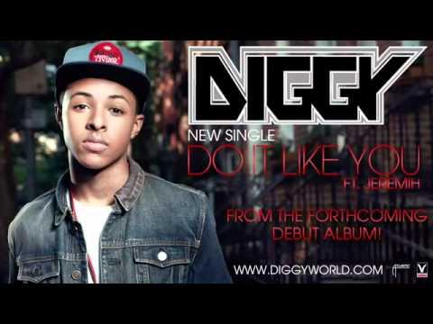 Diggy Simmons Feat. Jeremih - Do It Like You Lyrics - YouTube