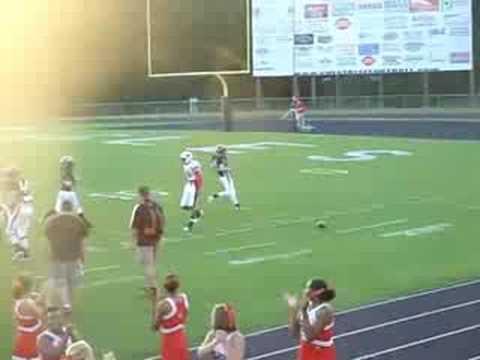 Gainesville High School Football Team '08 - '09 SEASON