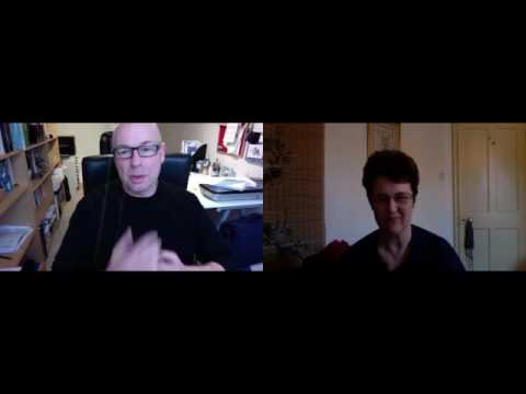 Tim Talks with @alice_elliott how to start blogging and writing