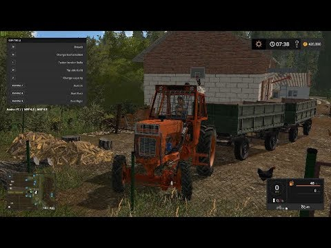 Farming Simulator 2017 ep 34 --Am cumparat UTB !