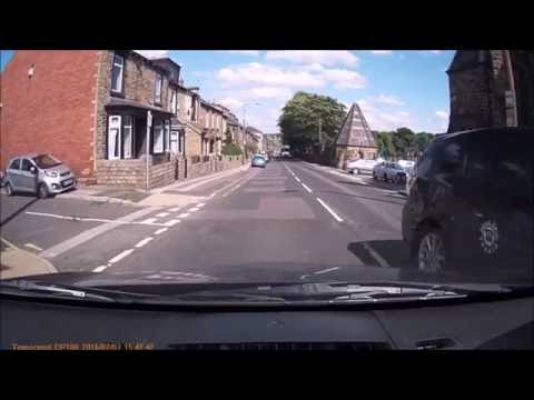 Compilation 6 more spectacularly bad driving here in the UK.