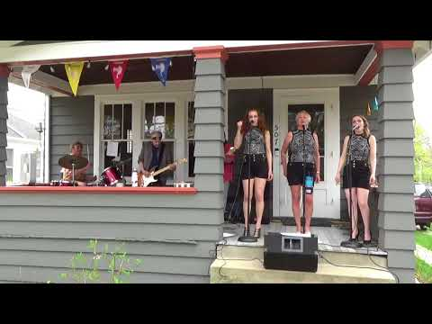 She-Bop at 2018 Water Hill Music Fest