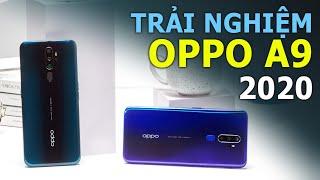 Trải nghiệm OPPO A9 2020: 8GB/ 128GB, 5000 mAh giá dưới 7 triệu