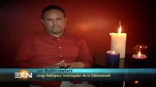 Misteriosas criaturas nocturnas en California - Los Nightcrawlers