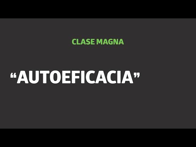 Autoeficacia | UTEL Universidad