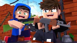 Minecraft: FREE FIRE - SQUAD X SQUAD !! ‹ Ine Games ›