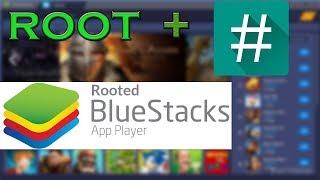 Cómo rootear BlueStacks 3 e instalar SuperSu | Última versión 2018| FÁCIL