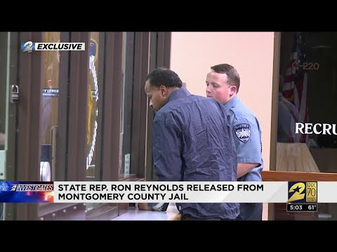 State Rep. Ron Reynolds Released From Montgomery County Jail