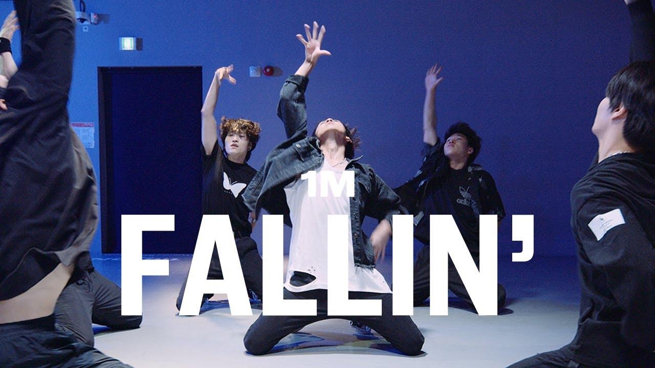 Why Don't We – Fallin' (Adrenaline) / Woomin Jang Choreography