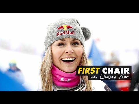 Chatting with Lindsey Vonn    First Chair E2