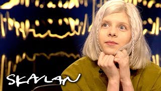 Aurora: – Fame is strange and unnatural | 2016 interview | English sub. | SVT/NRK/Skavlan