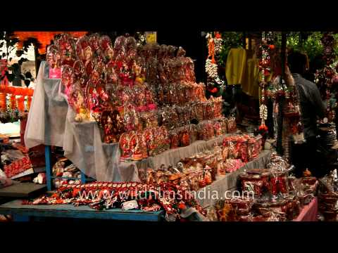 For auspiciousness and good luck: Diwali shopping in Delhi