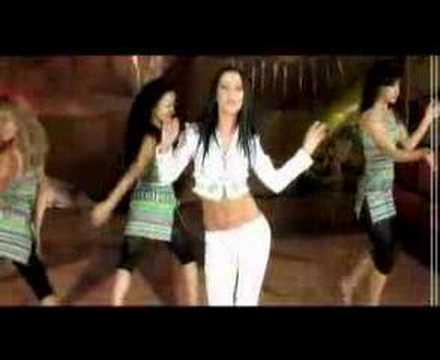 Albana Mesuli - Me mua mos luaj - Klip