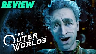 The Outer Worlds Review (Video Game Video Review)