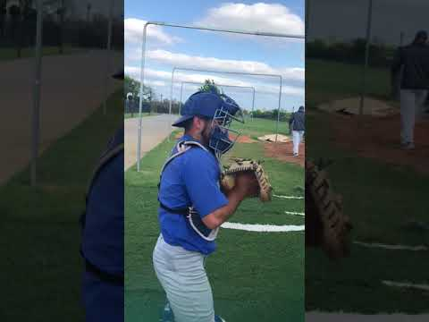 J.T. Barnes Outfielder/Pitcher @ Mountain View College