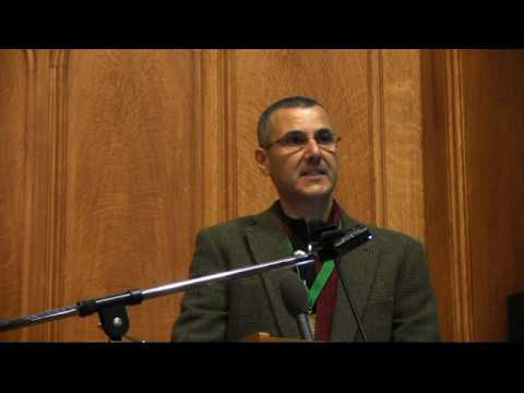 Barghouti Recounts Victories in Acceptance Speech of Gandhi Peace Award
