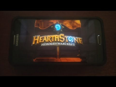 How To Install Hearthstone On Android Phone: No Root Or Recompile.