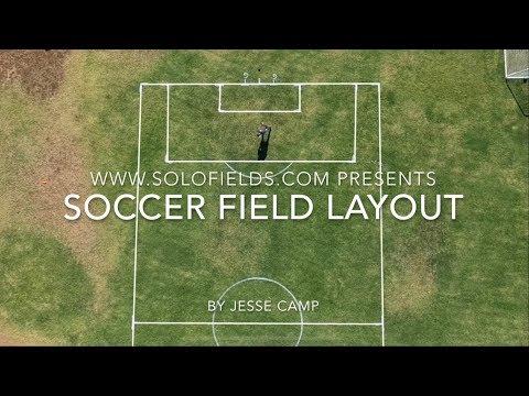 Easy Soccer Field Layout