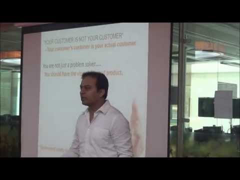 5 Things Every Architect Should Know - Narasimha at Software Architects Bangalore