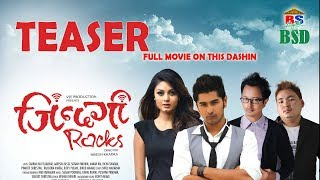 New Movie Releasing On this Dashin | Zindagi Rocks | TEASER | Sauram Raj , Aakesha,Sonam