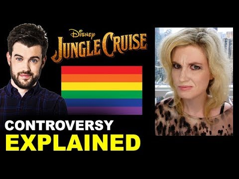 Jungle Cruise Gay Character - Jack Whitehall
