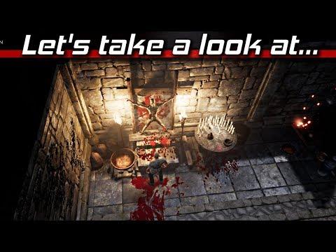 Enoch: Underground - 28 Min Of Gameplay (Hardcore Action-RPG)