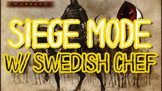 mount and blade warband crpg siege mode feat swedish chef
