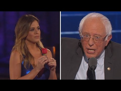 'Bachelorette' Fans Outraged When DNC Speech Cuts into Reality Show