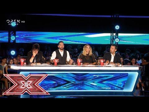 Chair Challenge episode 4 | X Factor Greece 2019